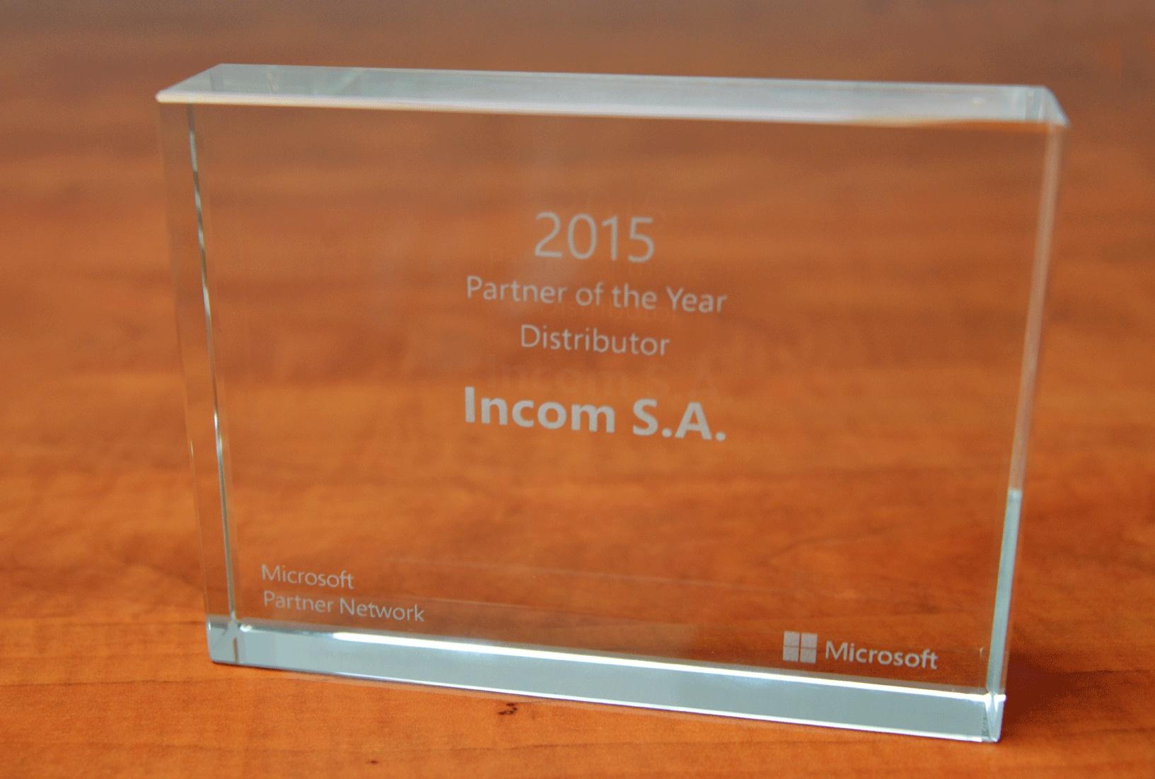 Nagroda INCOM