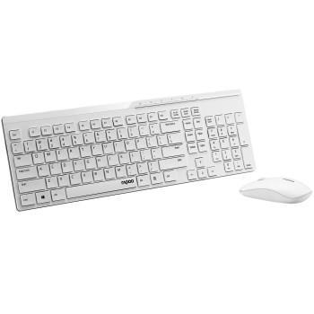 Klawiatura Rapoo Ultra Slim Tastatur (E9100P) Opinie i